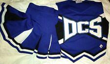 New listing Authentic Cheerleading Uniform Cheerleader ADULT MEDIUM outfit Halloween costume