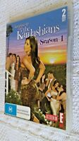 KEEPING UP WITH KARDASHIANS - SEASON -1 (DVD, 2-DISC) R-ALL, LIKE NEW, FREE POST