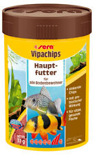 2er Pack Sera Vipachips Fish Food, 2 x 250 ML