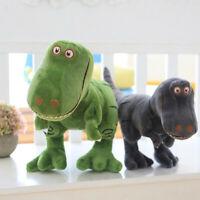 Bed Time Stuffed Animal Toys Cute Soft Plush Dinosaur Figure