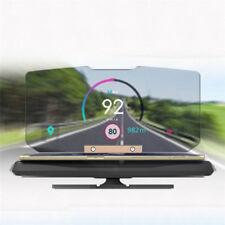 Car Folding GPS HUD Holder Head Up Display Projector Bracket-Navigation Phone