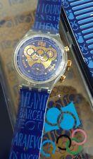 Swatch Chrono SCZ101 IOC 100 - Olympic Special - Kollektion 1994
