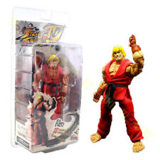 "NECA Street Fighter IV Capcom Survival Mode Ken Character 7""/18 Cm Action Figure"