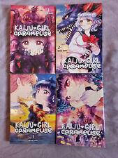 More details for kaiju girl caramelise v1-4 manga (english language)