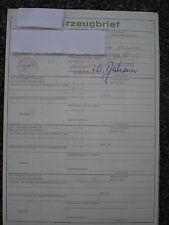 Ford Taunus 1,6 ltr  88 PS  Bj.1974  Erstbesitz  5 Sitzer Datenblatt Brief NH