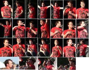 25 Daniel Bedingfield colour concert photos Guildford 2005