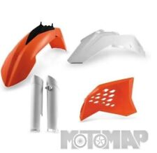 KIT PLASTICHE ACERBIS FULL KTM EXC 125 200 250 300 2008 2009 2010 2011 REPLICA