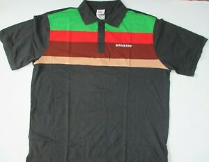 Burger King Employee Uniform Polo Shirt - Size XL