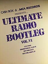 RADIO SHOW: ULTIMATE RADIO BOOTLEG VOL 6 INCLUDES 7:30 MIN WOLFMAN JACK XERB '66