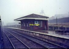 PHOTO  TONYPANDY AND TREALAW RAILWAY STATION IN THE 1960'S