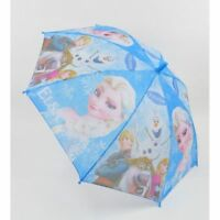 Frozen Umbrella with Whistle Kids Umbrella Kids Gift - Blue
