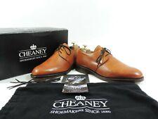 Church's Cheaney Mens Shoes Tan Wholecut UK 9 US 10 EU 43 F Worn once