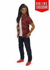 Black Male Fashion Doll Braids African American Malik Fresh Squad Doll SEE VIDEO