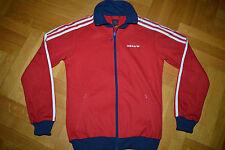 ADIDAS EUROPA Orig True VTG Track Top Jacket FIREBIRD RED BLUE WHITE Retro XS S