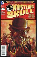 JSA Liberty Files: The Whistling Skull #4 (of 6) Comic Book 2013 - DC