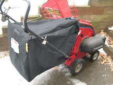 fits Troy bilt Chipper vac. Bag for 4 & 5 & 8hp More stitching handle & hangers