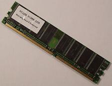 Infineon hyb25d256800bt-5 (512 MB, memoria DDR SDRAM, 400 MHz, DIMM 184-pol.) di RAM (35)