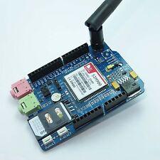 SIM900 Quad-band GSM/GPRS Shield for Arduino UNO/MEGA/Leonardo