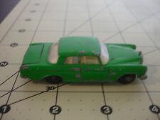 Old Vtg Matchbox Lesney # 46 Mercedes Benz 300SE Diecast Toy Car England Green