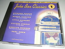 JUKE BOX Classics vol 1/2 CD S con Little Richard Village People Dean Martin