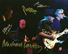 Modern English Hand Signed 8x10 Photo Band Mick Steve Gary Robbie Stephen