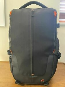 Official Sony LCS-BP2 Black Camera Backpack Rucksack 12.6L