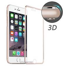 Für Apple iPhone 7 Panzerfolie Echtglas Displayschutz 0.20 mm Full Size roségold