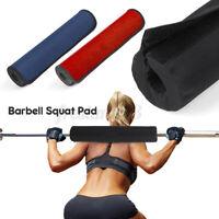 Protective Shoulder Pad Support Gym Weightlifting Squat Fitness Bar Barbel