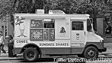 Mr. Softee Ice Cream Truck, Bronx, New York - Photo Print