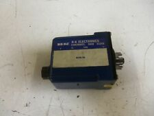 Rk Electronics Cfb-115A-2-10S Timer Relay *Used*
