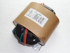 220V 200W r-core transformer for audio power amp amplificateur 24V+24V 12V+12V