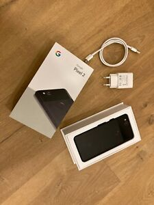 Google Pixel 2 64GB - Just Black (Unlocked) Used Smartphone
