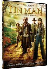 Tin Man: The Complete Mini-Series Event [2 Discs] DVD Region 1 WS