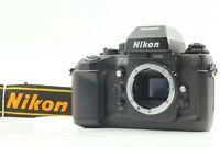 [MINT S/N 259xxxxx] Nikon F4 SLR 35mm Film Camera Late Model Body from Japan 007