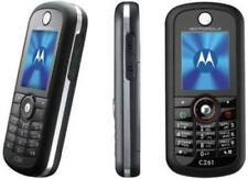 MOTOROLA C261 UNLOCKED GSM MOBILE WIRELESS CELL PHONE FIDO ROGERS CHATR+++