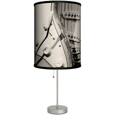 Lamp-In-A-Box Electric Guitar Table Lamp Music Musical Instrument