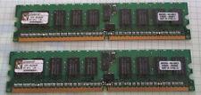 KINGSTON für HP ML350 G4p DDR-RAM 2GB-Kit 2x 1GB/PC3200U/ECC/CL3