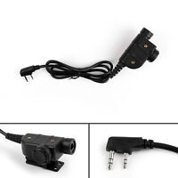 1xZ-TAC Z125 Silynx Releases Chest U94 PTT For Kenwood Communication Headset US