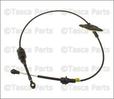 NEW OEM MOPAR 5 SPEED AUTOMATIC GEAR SHIFT CONTROL CABLE 2002-2005 JEEP LIBERTY