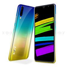 "Unlocked Cheap Android 9.0 Mobile Phone Quad Core Dual SIM 6.0"" 16GB Smartphone"