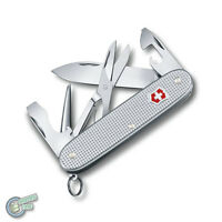 0.8231.26 35244 VICTORINOX Swiss Army Knife Pioneer X Silver Alox Soldiers