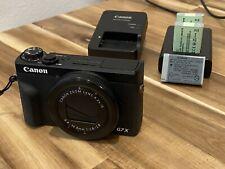 Canon PowerShot G7 X Mark III - 20.1MP Digital Camera - Black G7xM3 G7x m3