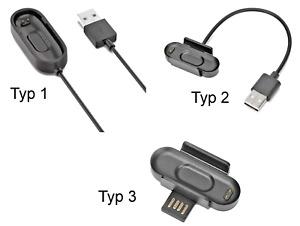 Ladekabel für Original Xiaomi Mi Band 4 Fitness Tracker Band Ladegerät USB NEU