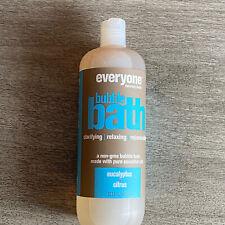 Everyone Bubble Bath Eucalyptus and Citrus 20.3 oz