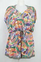 Missoni Mare Multicoloured Fish Pattern Play-suit, Size: UK 10/EU 42/US 6
