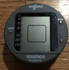 🇺🇸 SeaQuest Suunto 🇸🇪 Solution dive computer