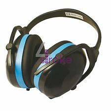 New Folding Ear Defenders Muffs 30dB Compact Safety Protectors