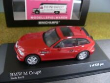 1/43 Minichamps BMW M Coupe 2002 rot 400 029062