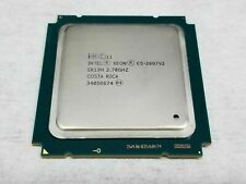Intel Xeon CPU E5-2697v2 12-Core 2.7Ghz LGA2011 SR19H Processor E5-2697 V2. Qty