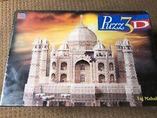 MB, Puzz 3D Puzzle ( Taj Mahal ) 1077 Pcs. New Still Sealed